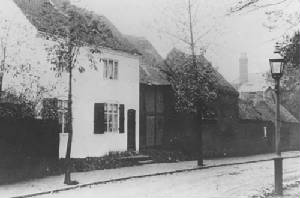 Brownes Green: Keeper's Cottage 1900