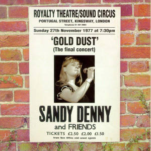 Golddust -  Live at The Royalty 1977