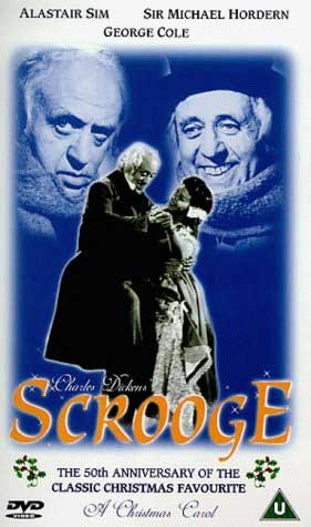 Scrooge. 50th Anniversary Edition DVD